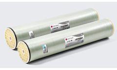 LG - Model BW 440 R Dura - Brackish Water Reverse Osmosis Membranes (BWRO)