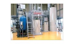 Physical/Chemical Treatment of Industrial Wastewater Services