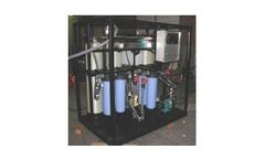 GEC - Model LS3-M20K Platform Series - Mobile Water Purification Systems