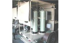 GEC - Model LS3 - M15000 Trailer  Series - Mobile Water Purification Systems