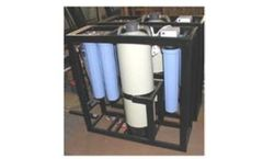GEC - Model LS3 - Village - 200E Series - Mobile Water Purification Systems