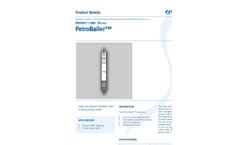 TR -007 - PetroBailer Brochure