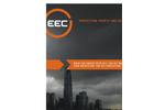 Enterprise Electronics Corporation (EEC) Company Profile Brochure