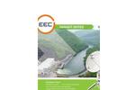 Defender - Model X Series - X-Band Weather Radar System Brochure