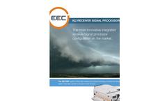 Ranger - Model X Series - X-Band Weather Radar System Brochure