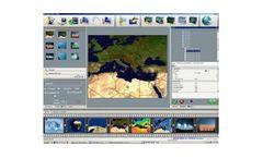 MESSIR-MEDIA - Metrological Weather Production System for Media Broadcasting Software