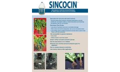 Sincocin - Liquid Concentrate for Suppression of Nematodes and Associated Pathogens Brochure