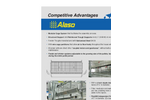 Stacked Pullet Cages Brochure