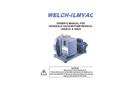 DuoSeal - Model 1402 - Vacuum Pumps