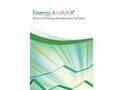 Version AnalytiX - Energy Management Software Brochure