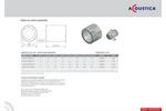 Model CP03-C-0315 DIA - Fan Mounted Silencer Brochure