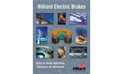 Hilliard - Electric Brakes - Brochure
