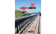 BrakeBoss - Brake Control System - Datasheet