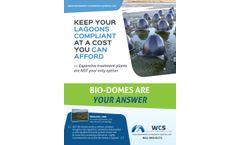WCS - Bio-Shells Domes Brochure